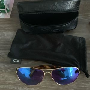 Oakley aviators polarized like new